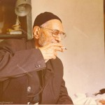 استاد محمد تقی شریعتی درواپسین  سالیان حیات در منزل اصغر منصوری