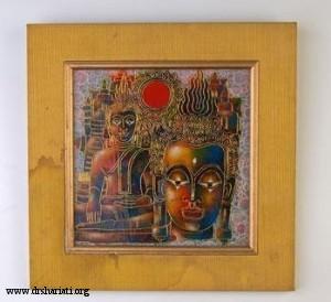 تابلوی بودا