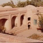 نمایی از حوزه علمیه مزینان محل تدریس اجداد شریعتی