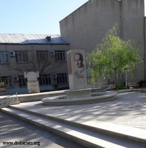 ساختمان اصلی دانشکده ادبیات مشهد در سال ۱۳۹۷