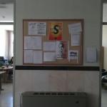تصاوير دانشگاه تربيت مدرس يكروز پيش از برگزاري سمپوزيوم...