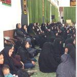 حضور زنان کاهک در مسجد روستا
