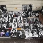تصویر شریعتی- دست فروشان خیابان انقلاب - ۱۳۹۷
