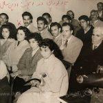 سالهای دانشجویی در مشهد
